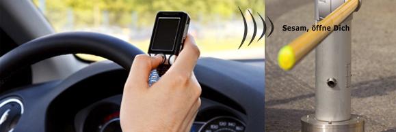 GSM Handy Garagenöffner